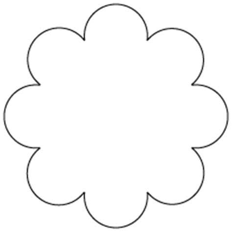 rainbow roses for flower shape clipart clipground