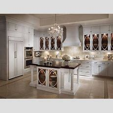 Kitchen Trend  Glass Cabinets  Interior Design Ideas