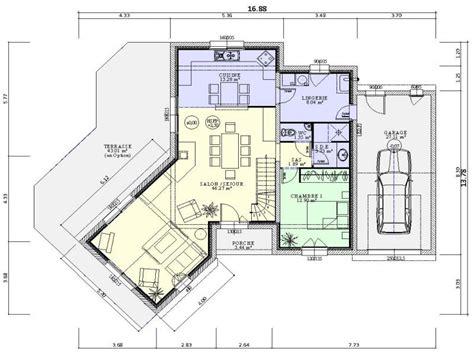 maison avec cuisine americaine construction maison neuve hibiscus lamotte maisons