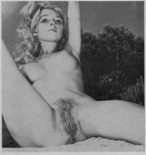 Ingrid Steeger Celebrity Porn Photo