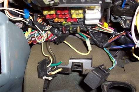 located  starter relay    rs  looked