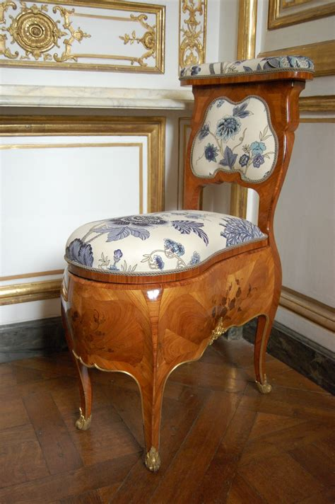 chaise toilette crap at versailles like literally frock flicks
