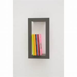 étagère Murale Porte Cadre : etag re murale cadre presse citron highstick gris ~ Premium-room.com Idées de Décoration