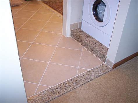 tile threshold tile design ideas