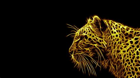 Leopard Animal Print Wallpaper - leopard print wallpaper free
