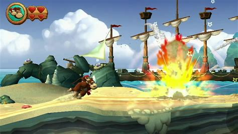 Donkey Kong Country Returns Review Giant Bomb