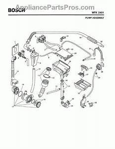Kenmore 500 Washer Parts Diagram