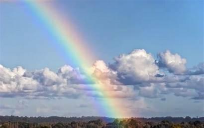 Rainbow Wallpapers Rainbows Natural 4u Nature Desktop