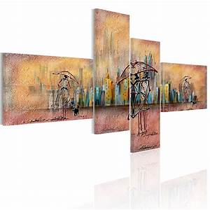 Hd canvas prints home decor wall art painting abstract for Wall paintings