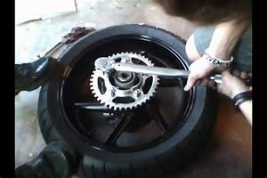 Maintenance  How To Change Chain And Sprockets On A Sports