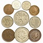 LOT OF 10 MIXED HOLLAND NETHERLANDS COINS DUTCH CENTS ...