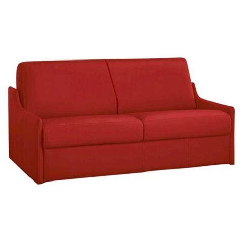 canapé gain de place canapé lit gain de place en cuir de vachette nouveau