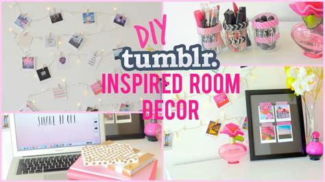 diy room decor tumblr inspired i dizzybrunette3 youtube