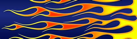 Hot Rod Flames • Images • WallpaperFusion by Binary ...