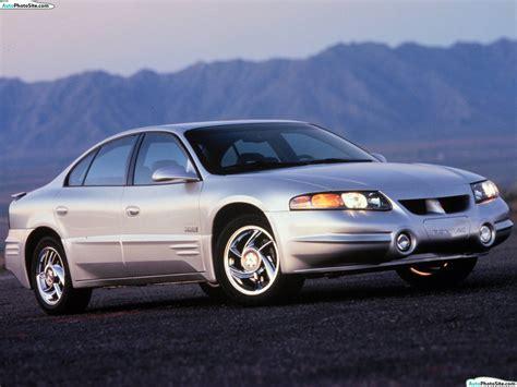 Car Pontiac Bonneville 2000 05
