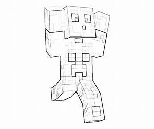 Popularny  Kolorowanki Minecraft Online
