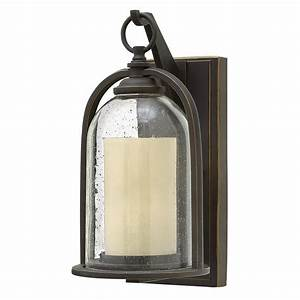 Buy Quincy Outdoor Wall Lanterns by Hinkley Lighting — The ...