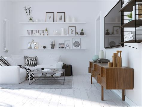 Small Modular Scandinavian Style Home by Tips To Enter The Scandinavian Style In Its Decoration