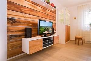 Holz Tv Möbel : tv m bel und hifi schr nke in fulda ~ Markanthonyermac.com Haus und Dekorationen