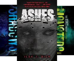 The Ashes Trilogy (3 Book Series)