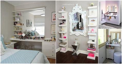 cool ideas  add  makeup area   bedroom