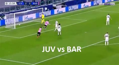 Live European Football | Juventus vs Barcelona (JUV v BAR ...