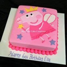 peppa pig cake simple star cake decorating tip