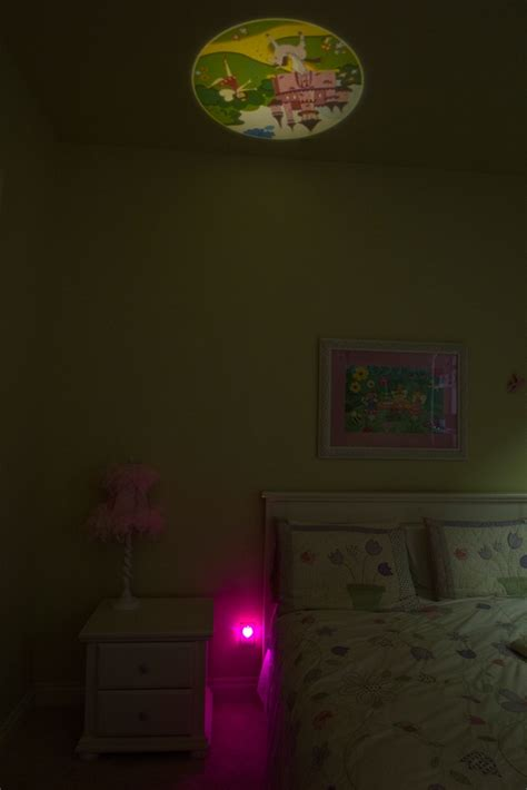 Projectables Fairy Princess LED Plug-In Night Light, 11298