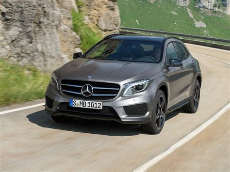 Mercedes Gla Class Picture by Mercedes Gla Class Picture 14 Of 158 Front Angle