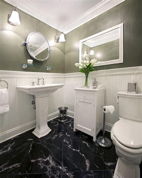 Marble Bathroom Flooring by Bathrooms 171 Tcestone