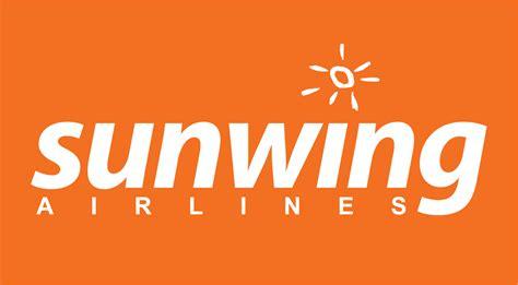 Resultado de imágenes de aerolínea Sunwing logo