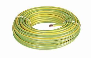 Cable De Terre 25mm2 : c ble de terre souple 6mm bobine de 100 m tres ~ Dailycaller-alerts.com Idées de Décoration