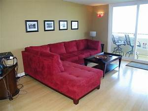 red sofa decor and red couch decorating modern living room With red sectional sofa decor