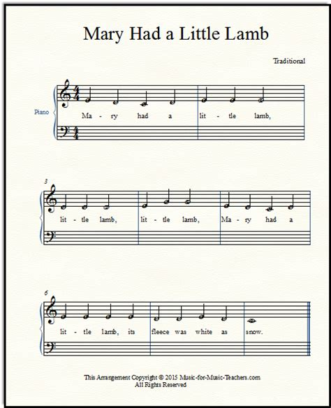 Bagabbbaaabbbbagabbbgabba is mary had a little lamb (i think. Mary Had a Little Lamb for Beginner Piano -- How to Add Chords   Easy Piano Lessons for ...