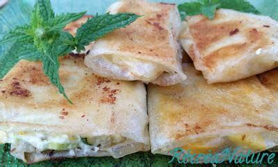 cuisiner les feuilles de brick recette facile pour une entrée gourmande avec les produits