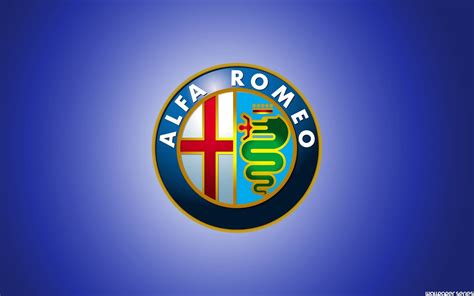 Alfa Romeo Symbol by Alfa Romeo Logo Wallpaper Alfa Romeo Logo Hd Wallpaper