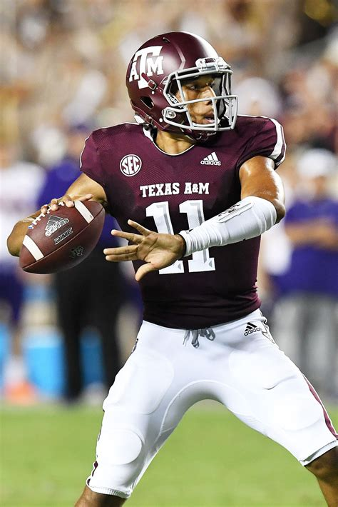 Texas a&m quarterback kellen mond passed for 338 yards and three touchdowns in win over college station — texas a&m senior quarterback kellen mond isn't one for grandiosity, so his. Pop Quiz: 12 questions with Texas A&M quarterback Kellen Mond | Football | theeagle.com