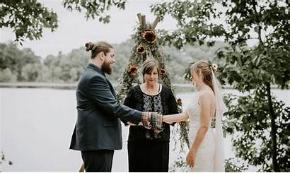 Handfasting Weddings Witches Ceremony Pagans Pagan Why