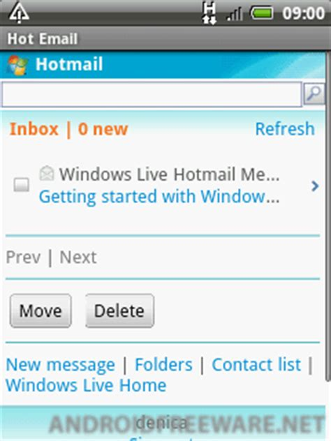 hotmail mobile site android email hotmail android app free apk by pollot3ch