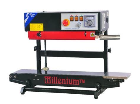 millenium industrial continuous sealing machine id