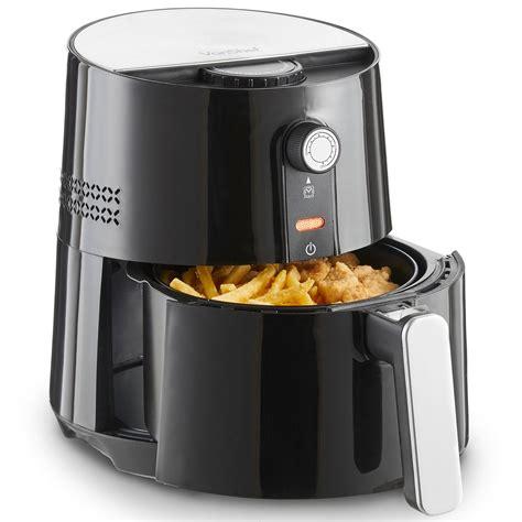 fryer air oil deep alternative frying fat manual temperature vonshef fry healthier cooking control 5l quart adjustable healthy fryers electric