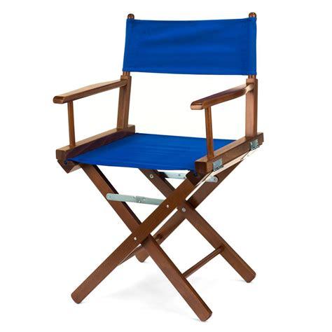 chaise réalisateur regista chaise réalisateur en bois disponible en