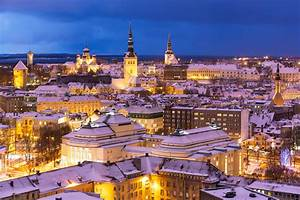 Estonian Experience - Old Tallinn Winter Tour
