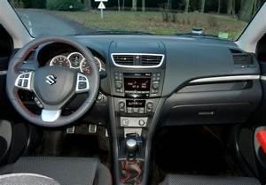 Suzuki Swift Boite Automatique : essai suzuki swift sport 1 6 vvt 136 ch test auto ~ Gottalentnigeria.com Avis de Voitures