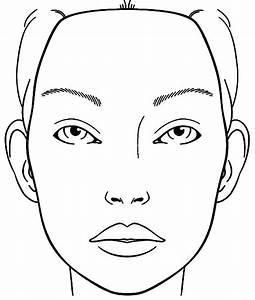 Blank Face Sketch - ClipArt Best