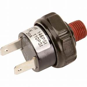 Viair 90102 1  8 Inch Npt Air Supsension Pressure Switch