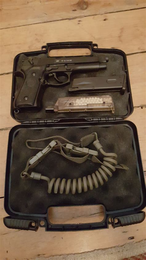 ASG gas blowback Beretta - Buy & Sell Used Airsoft ...