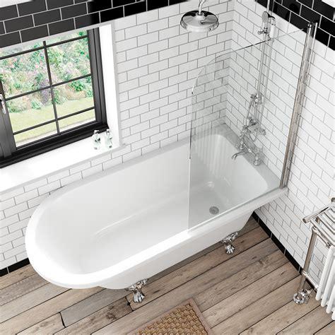 What Is A Shower Bath by The Bath Co Dulwich Freestanding Shower Bath And Bath