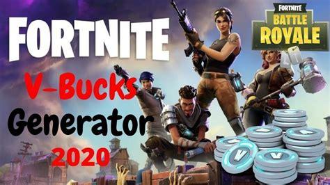 Fortnite VBucks 2020 | Fortnite Free V-Bucks Generator ...