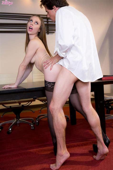 Anya Olsen Rides Cock In Stockings